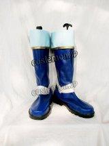 ファイアーエムブレム 封印の剣 ロイ風 コスプレ靴 ブーツ
