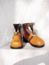 Ys Origin イース・オリジン イース・司祭 サルモン神殿・祭司 エオリア風 コスプレ靴 ブーツ