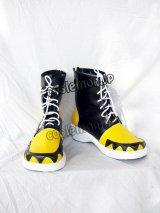 ソウルイーターSOUL風 コスプレ靴 ブーツ