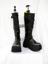 LUX-PAIN ナツキ ヴェネフスカヤ風 コスプレ靴 ブーツ