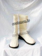 家庭教師ヒットマンREBORN! ランボ 20年後風 コスプレ靴 ブーツ