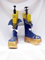 トラスティベル 〜ショパンの夢〜 ファルセット風 コスプレ靴 ブーツ