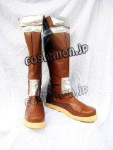 ラグナロク風 コスプレ靴 ブーツ