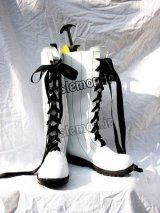 黒執事 シエル・ファントムハイヴ風 08 コスプレ靴 ブーツ