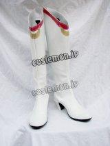 美少女戦士セーラームーン 月野うさぎ風 02 コスプレ靴 ブーツ