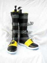 月姫 シエル風 Ciel 02 コスプレ靴 ブーツ