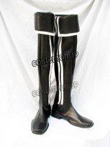 D.Gray-man ディーグレイマン風 コスプレ靴 ブーツ