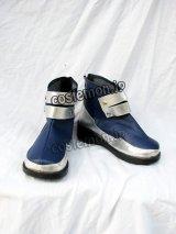 月姫 シエル風 Ciel コスプレ靴 ブーツ