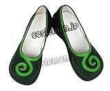 サモンナイト クラフトソード物語2 アーノ風 コスプレ靴 ブーツ