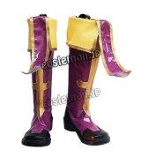 BLAZBLUE ブレイブルー イカルガの英雄 コスプレ靴 ブーツ