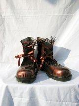 ローゼンメイデン 蒼星石風 そうせいせき 03 コスプレ靴 ブーツ