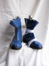 テガミバチ ラグ・シーイング風 コスプレ靴 ブーツ