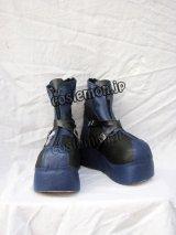 キングダムハーツ2 ソラ風 コスプレ靴 ブーツ