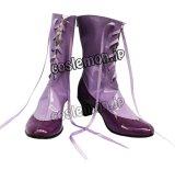 PandoraHearts パンドラハーツ シャロン=レインズワース風 コスプレ靴 ブーツ