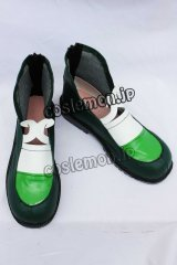 .hack//Link メトロノーム風 コスプレ靴 ブーツ