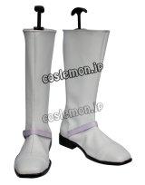 ファイナルファンタジーXIII シド·レインズ風 コスプレ靴 ブーツ