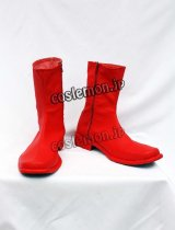 ウルトラシリーズ SEVEN X風 コスプレ靴 ブーツ