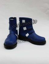 KOF ザ・キング・オブ・ファイターズ クーラ=ダイアモンド風 コスプレ靴 ブーツ