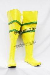 X-Men X-メン ローグ風  Rogue コスプレ靴 ブーツ