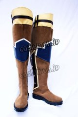 テイルズ オブ シンフォニア ラタトスクの騎士 アステル風 コスプレ靴 ブーツ