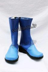 テガミバチ ザジ・ウィンタース風 コスプレ靴 ブーツ