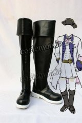 Axis powers ヘタリア オーストリア風 ローデリヒ 七年戦争 コスプレ靴 ブーツ