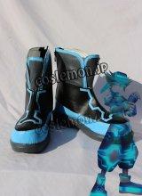 キングダムハーツ2 ソラ風 02 コスプレ靴 ブーツ