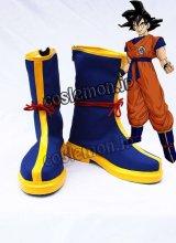 ドラゴンボール Dragon Ball 孫悟空風 02 コスプレ靴 ブーツ