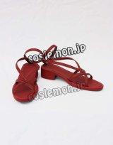 レビィ·マグガーデン風 コスプレ靴 ブーツ
