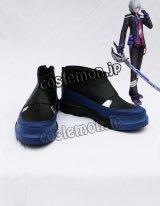 ファンタシースターII風 コスプレ靴 ブーツ