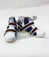 テイルズ オブ シンフォニア ラタトスクの騎士 クラトス・アウリオン風 コスプレ靴 ブーツ