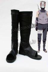 NARUTO -ナルト- 暗部風 あんぶ 暗殺戦術特殊部隊 コスプレ靴 ブーツ
