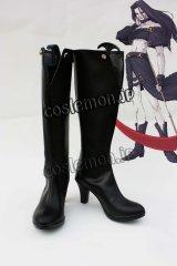 GGギルティギア GUILTY GEAR テスタメント風 コスプレ靴 ブーツ