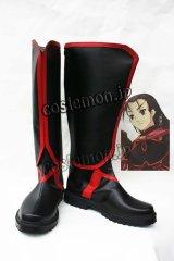 灼眼のシャナ 祭礼の蛇風 コスプレ靴 ブーツ