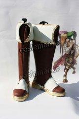ラグナロクオンライン クラウン風 Clown コスプレ靴 ブーツ