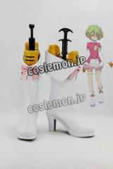 AKB0048 神崎鈴子風 コスプレ靴 ブーツ