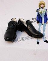 カガリ·ユラ·アスハ風 コスプレ靴 ブーツ
