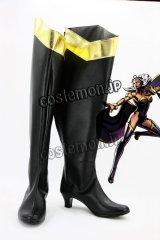 X-Men エックスメン ストーム風 コスプレ靴 ブーツ