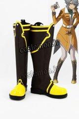 英雄伝説 碧の軌跡 グレイス リン風 コスプレ靴 ブーツ