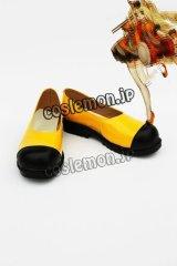 VOCALOID シユ風 コスプレ靴 ブーツ