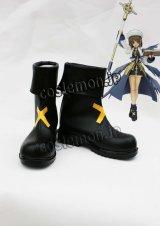 魔法少女リリカルなのは 八神はやて風 コスプレ靴 ブーツ