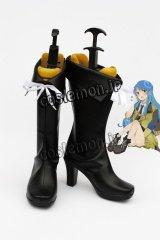 AKB0048 園智恵理風 コスプレ靴 ブーツ