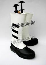 東方Project 東方香霖堂 森近霖之助風 コスプレ靴 ブーツ