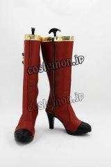 100万回の愛革命 (REVOLUTION)! MARGINAL#4 野村アール風 コスプレ靴 ブーツ