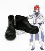Re:ゼロから始める異世界生活 『剣聖』 ラインハルト・ヴァン・アストレア風 コスプレ靴 ブーツ