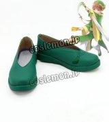 カードキャプターさくら 李小狼風 02 コスプレ靴 ブーツ