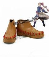 ファイアーエムブレムif タクミ風 弓使い コスプレ靴 ブーツ