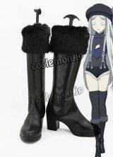 蒼き鋼のアルペジオ ムサシ 武蔵風 コスプレ靴 ブーツ