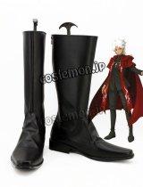 Fate/Apocrypha フェイト/アポクリファ シロウ・コトミネ風 コスプレ靴 ブーツ