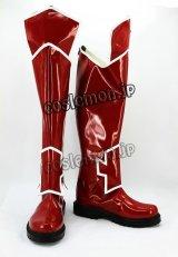 ソードアート・オンライン キリト風 05 コスプレ靴 ブーツ
